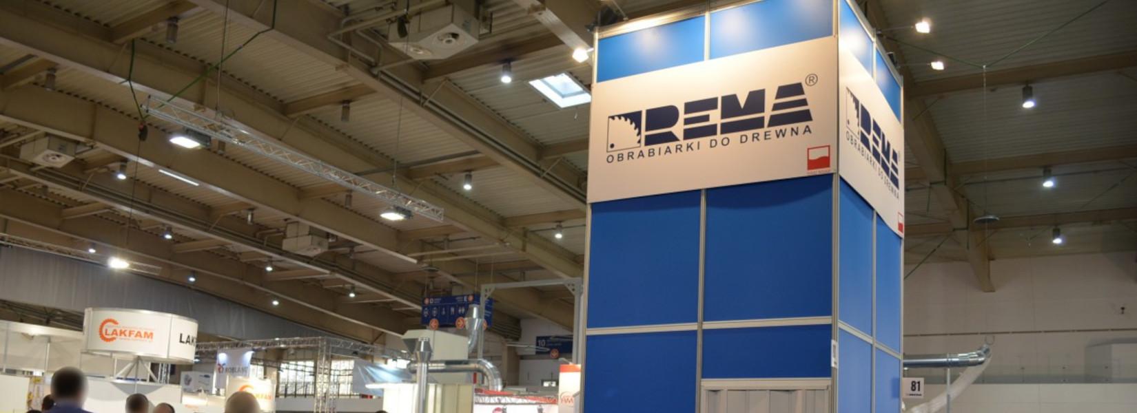 <small>Zapraszamy do odwiedzenia naszego stanowiska<br/>na targach DREMA w Poznaniu</small>